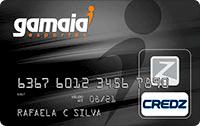 Logo Credz Cartão Gamaia