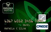 Logo Credz Cartão Itapecerica Shopping
