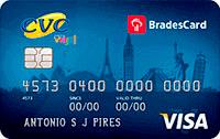 Logo CVC BradesCard CVC Internacional