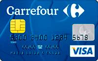 Logo Hipermercado Carrefour Cartão Carrefour Nacional Visa