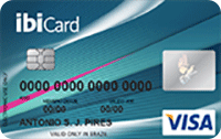 Logo Ibi IbiCard Nacional Visa
