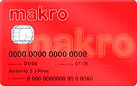 Logo Makro BradesCard Makro