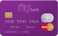Logo Nubank Cartão Nubank