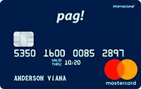 Logo Pag! Cartão Digital Pag!