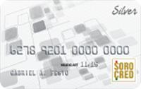 Logo Sorocred Cartão SIlver