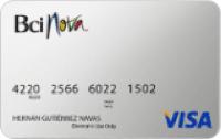 Logo Banco Bci Nova Visa Universal