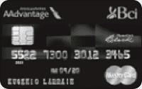 Logo Banco BCI AAdvantage Mastercard Black