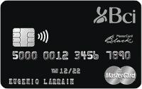 Logo Banco BCI Mastercard Black
