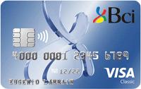 Logo Banco BCI Visa Classic