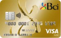 Logo Banco BCI Visa Gold
