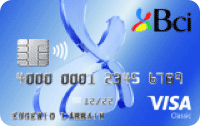 Logo Banco BCI Visa Universal