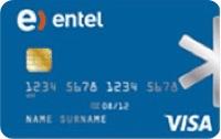 Logo Banco de Chile Entel Visa