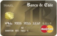 Logo Banco de Chile Travel Club Mastercard Internacional