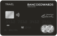 Logo Banco Edwards Mastercard Black