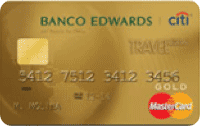 Logo Banco Edwards Travel Club Mastercard Internacional