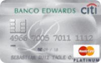 Logo Banco Edwards Travel Club Mastercard Platinum