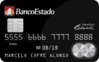 Logo Banco Estado Mastercard Black
