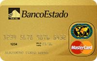 Logo Banco Estado Mastercard Gold