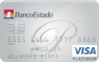 Logo Banco Estado Visa Platinum