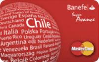 Logo Banco Santander Banefe Mastercard SuperAvance