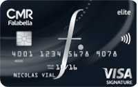 Logo CMR Falabella CMR Visa Elite