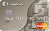 Logo Banco Scotiabank MasterCard Platinum Plus