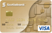 Logo Banco Scotiabank Visa Gold