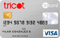 Logo Tricot Tricard Visa